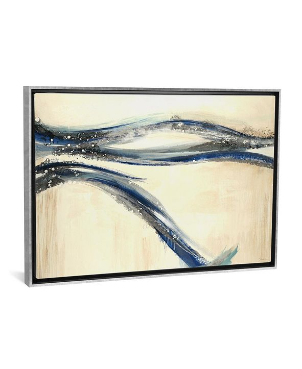 "iCanvas Catching a Blue Wave by Liz Jardine Gallery-Wrapped Canvas Print - 26"" x 40"" x 0.75"""