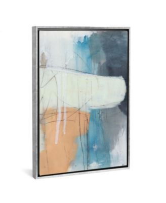 "Wax Falls I by Jennifer Goldberger Gallery-Wrapped Canvas Print - 26"" x 18"" x 0.75"""
