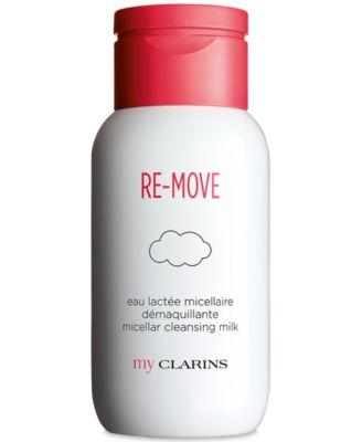 Re-Move Micellar Cleansing Milk, 6.8 oz.
