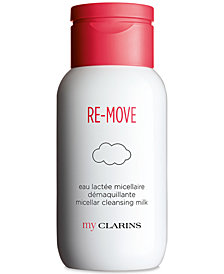 My Clarins Re-Move Micellar Cleansing Milk, 6.8 oz.