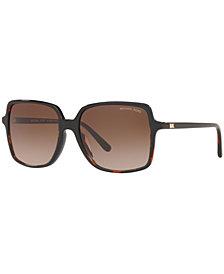 Michael Kors ISLE OF PALMS Sunglasses, MK2098U 56