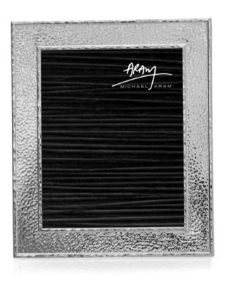 "Michael Aram Hammertone 8"" x 10"" Picture Frame"