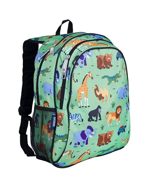"""Wildkin Wild Animals 15"""" Backpack"""