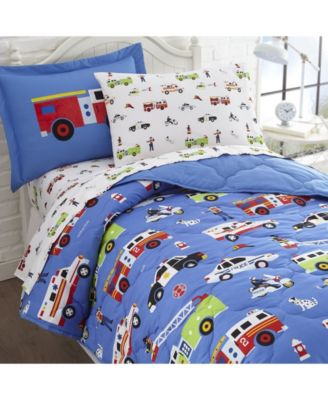 Heroes Pillow Case