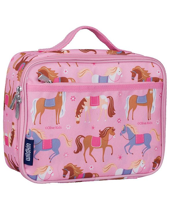 Wildkin Horses Lunch Box