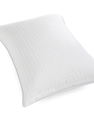 Tommy Hilfiger Home Corded Logo King Pillow