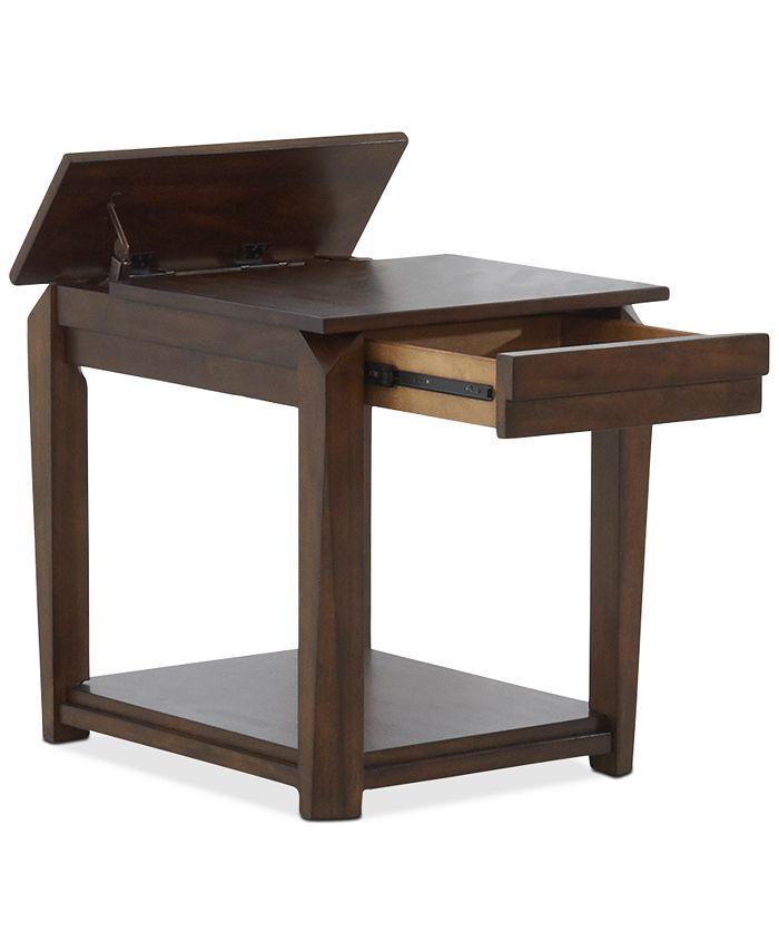Klaussner - Lorren End Table