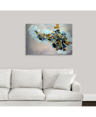 'Kaleidoscope' Canvas Wall Art, 30