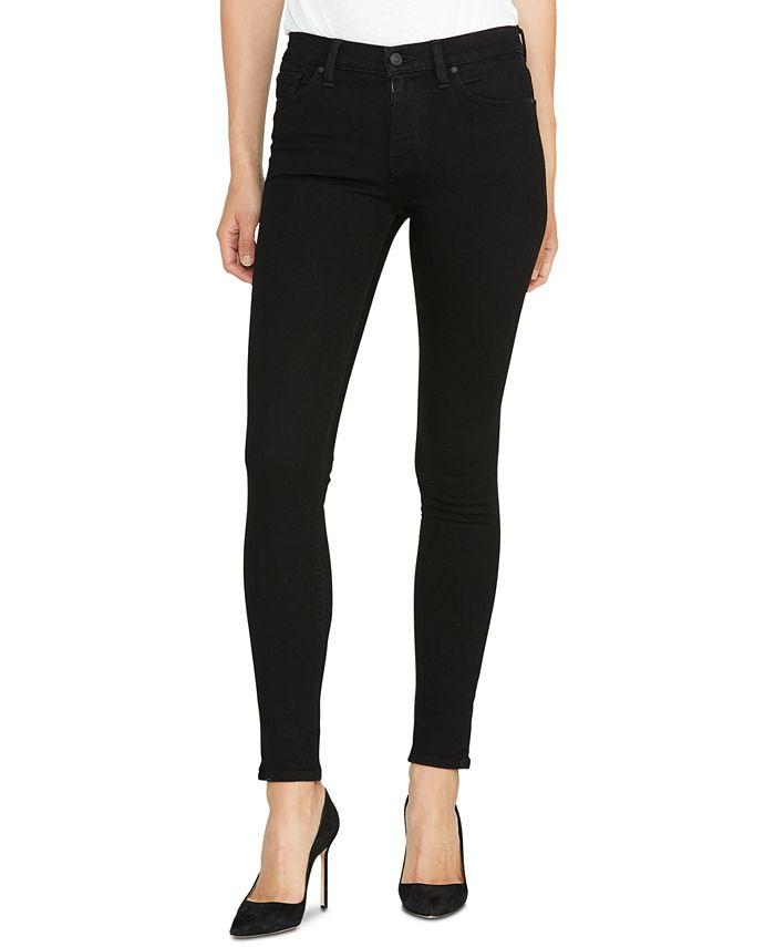 Hudson Jeans - Nico Mid-Rise Super-Skinny Jeans