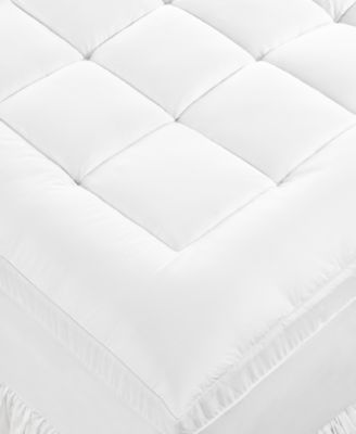 CLOSEOUT! Lauren Ralph Lauren Dual Layer 500 Thread Count Dobby Queen Mattress Pad