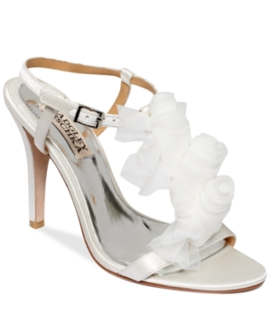 Badgley Mischka Shoes, Cissy Evening Sandals Women's Shoes