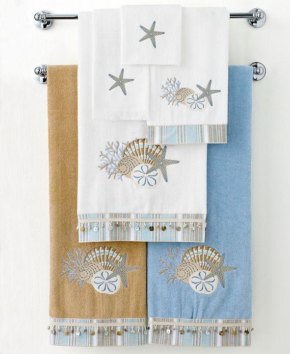 "Avanti By The Sea 16"" x 28"" Hand Towel"