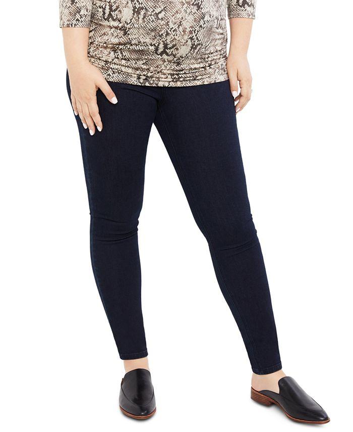 Motherhood Maternity - Maternity Distressed Skinny Jeans