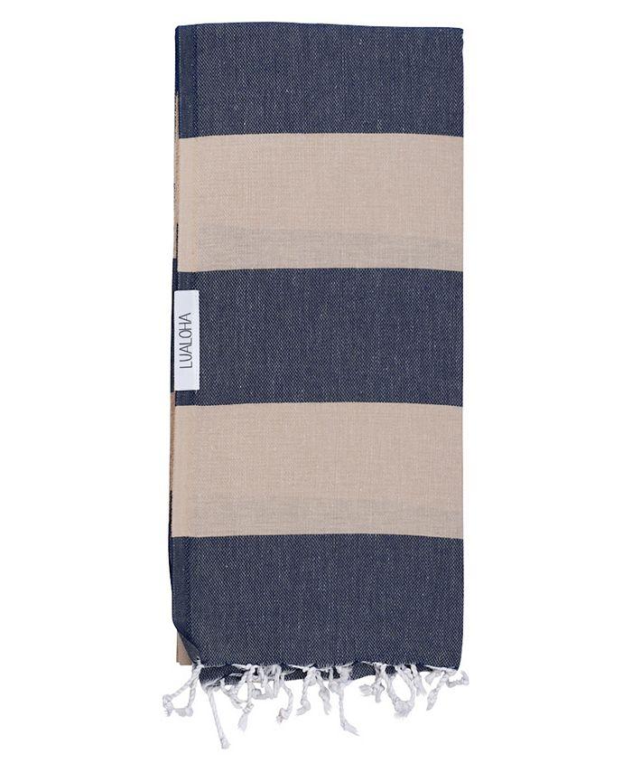 Lualoha - Buddhaful Collection, Cotton Turkish towel