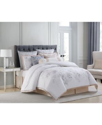 Riva Cotton Printed Queen 4 Piece Comforter Set