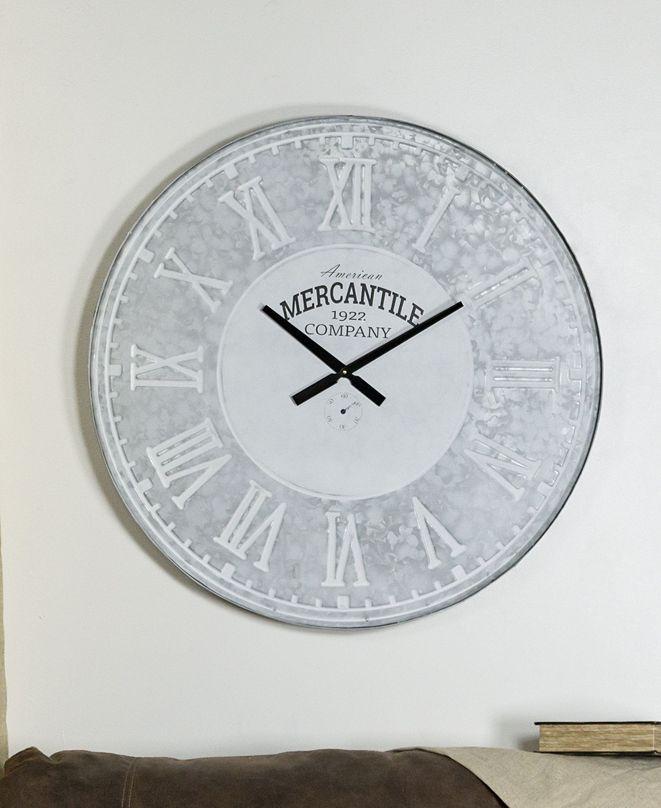VIP Home & Garden Wall Clock