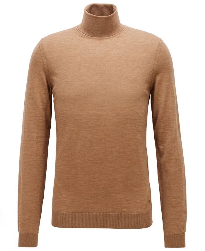 Hugo Boss - Men's Musso-P Turtleneck Sweater
