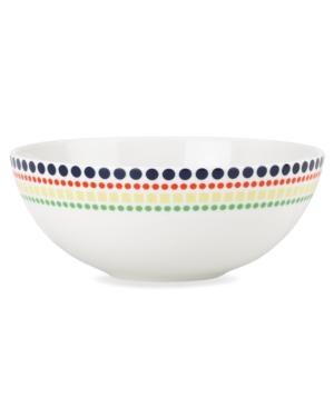 Kate Spade New York Dinnerware Hopscotch Drive Fruit Bowl