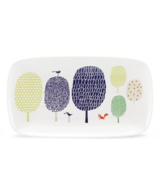 kate spade new york Dinnerware, About Town Hors D'oeuvres Tray