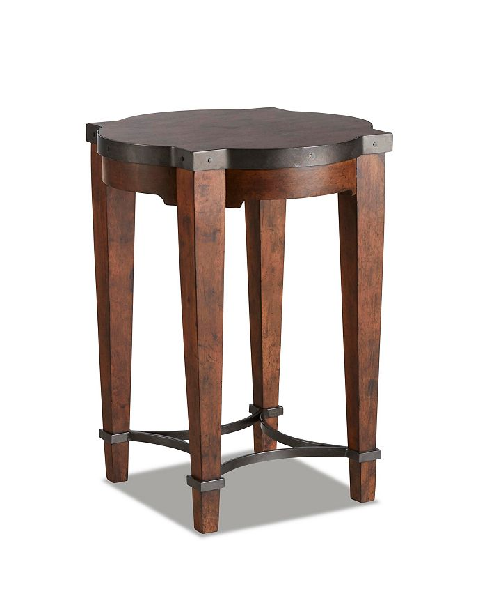 Klaussner - Ginkgo Chairside Table