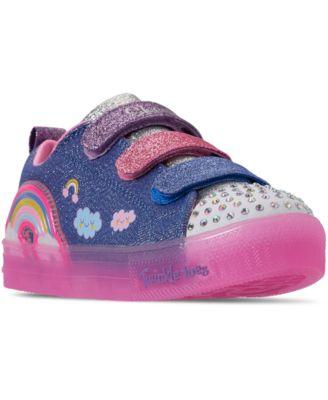 Skechers Little Girls Twinkle Toes