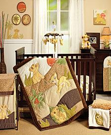 Disney Lion King 7-Piece Crib Bedding Set