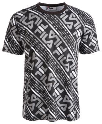 Calvin Allover Logo Graphic T-Shirt
