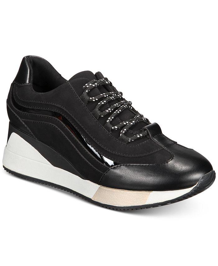 Alfani - Women's Wynter Wedge Sneakers