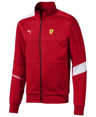Ferrari Colorblocked Track Jacket