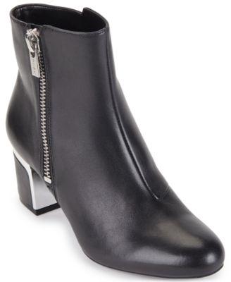 DKNY Crosbi Booties, Created for Macy's
