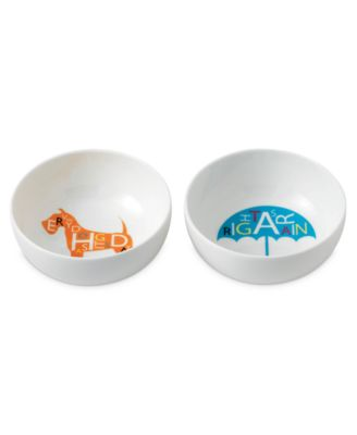 Royal Doulton Serveware, Set of 2 Pop In For Drinks Bowls