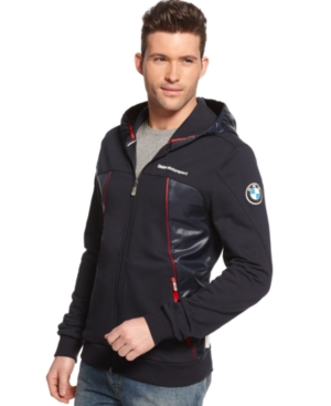 Puma Jacket BMW Hooded Sweat Jacket