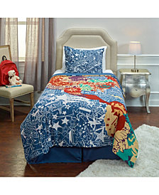 Riztex USA Travel and Explore Full/Queen 3 Piece Comforter Set