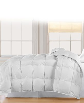 250 Thread Count Classic Warm Down Fiber Comforter, Twin