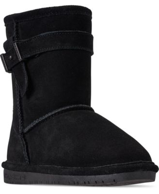BEARPAW Toddler Girls Val Boots from
