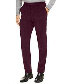 Lauren Ralph Lauren Men's Classic-Fit Stretch Corduroy Performance Pants