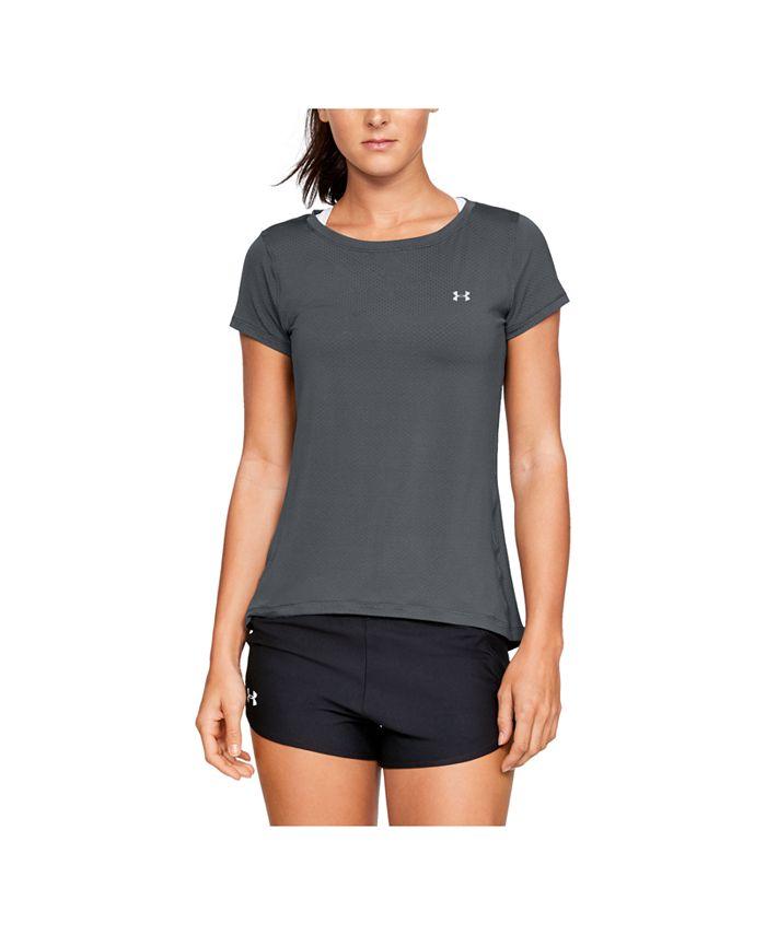 Under Armour - Women's HeatGear Armour Short Sleeve