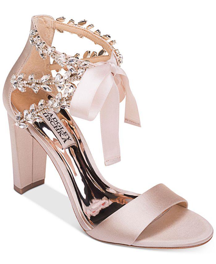 Badgley Mischka - Everafter Evening Shoes