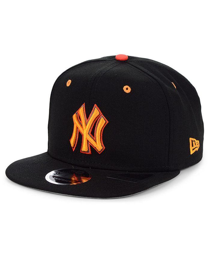 New Era - Orange Pop 9FIFTY Cap
