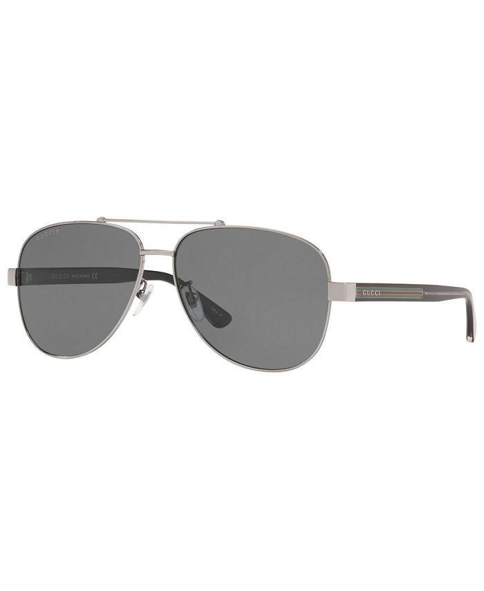 Gucci - Sunglasses, GG0528S 63