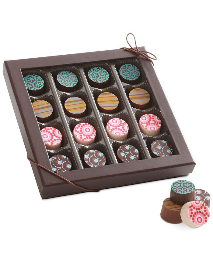 Chocolate Works - 16-Pc. Truffle Assortment