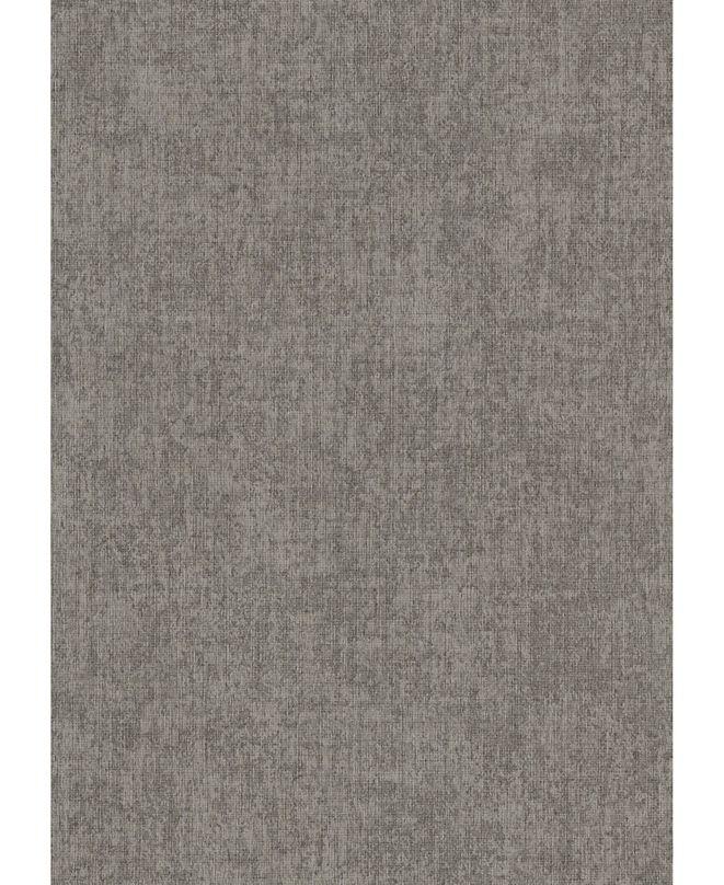 "Warner Textures 27"" x 324"" Brienne Linen Texture Wallpaper"