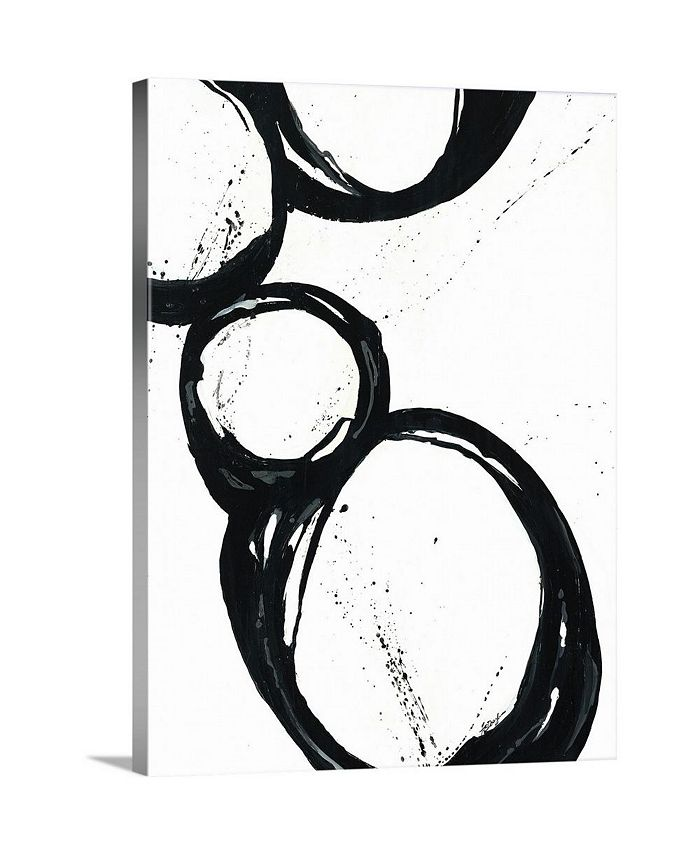 "GreatBigCanvas - 30 in. x 40 in. ""Somer Saults II"" by  Farrell Douglass Canvas Wall Art"