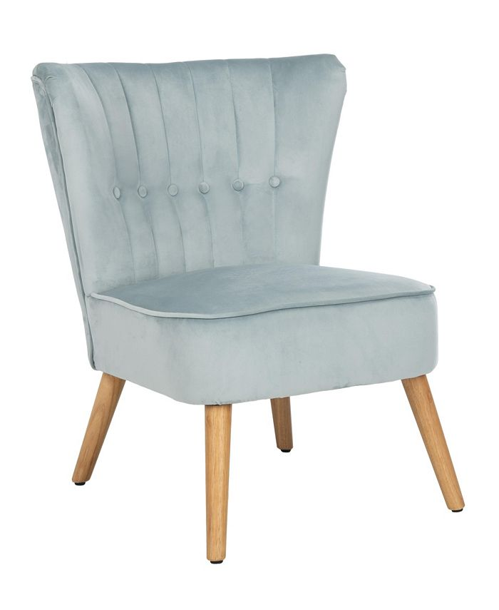 Safavieh - June Accent Chair, Quick Ship