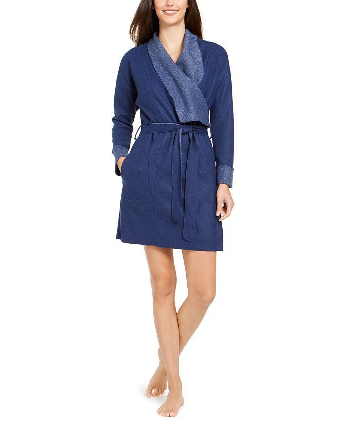 Alfani - Short Wrap Robe