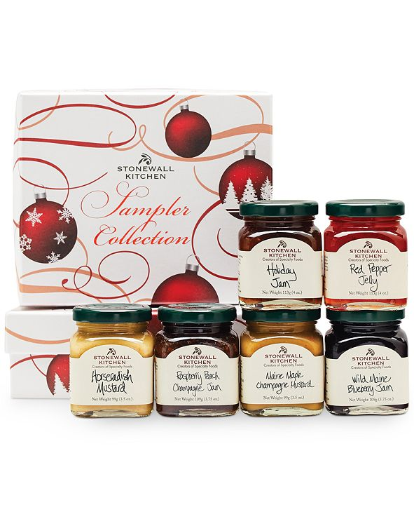 Stonewall Kitchen Holiday Sampler, Created For Macy's