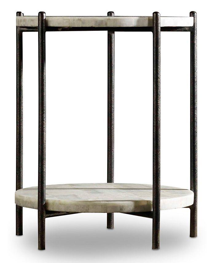 Hooker Furniture - Melange Blythe Round Accent Table