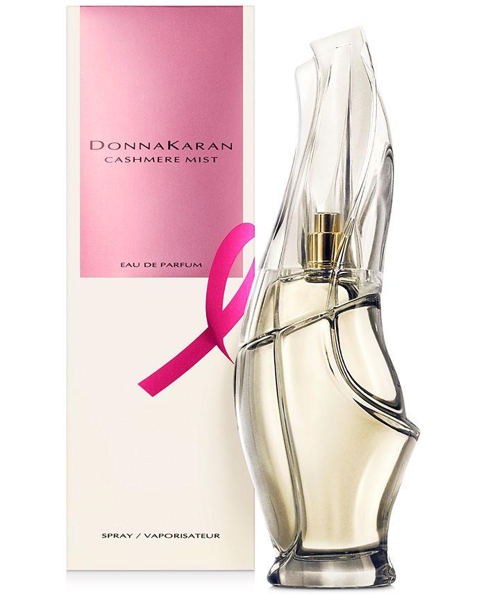 Donna Karan - Cashmere Mist Breast Cancer Awareness Limited Edition Eau de Parfum, 3.4-oz.