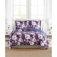 Deals on Pem America Bloomy Reversible 3-Pc. Comforter Mini Sets