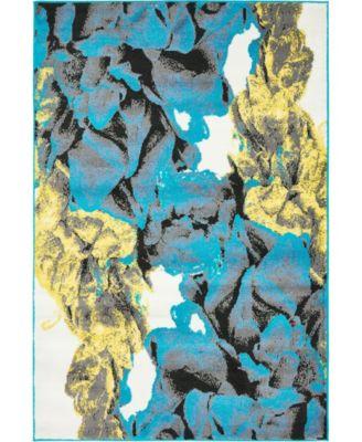 Politan Pol9 Turquoise 2' x 6' 7